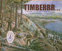 Timberrr book cover
